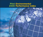 Environmental Performance Index Artwork